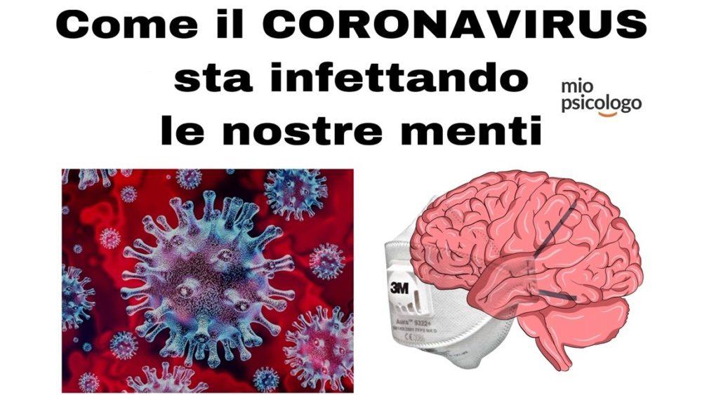 Coronavirus e mente